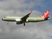 F-WWBE, Airbus A320-200, Thai AirAsia