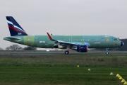 F-WWBG, Airbus A320-200, Aeroflot