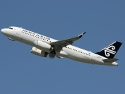 F-WWBH, Airbus A320-200, Air New Zealand