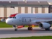 F-WWBY, Airbus A320-200, TACA