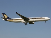 F-WWCH, Airbus A330-300, Singapore Airlines