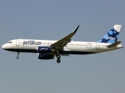 F-WWDE, Airbus A320-200, JetBlue Airways