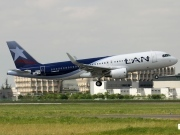 F-WWDP, Airbus A320-200, Lan Airline