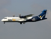 F-WWEE, ATR 72-600, Intersky