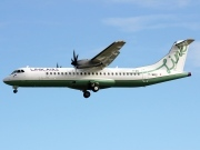 F-WWEI, ATR 72-600, Link Airs