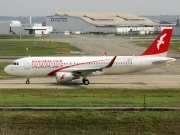 F-WWIZ, Airbus A320-200, Air Arabia