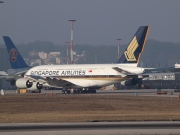 F-WWSI, Airbus A380-800, Singapore Airlines