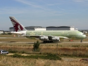 F-WWST, Airbus A380-800, Qatar Airways