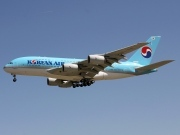 F-WWSZ, Airbus A380-800, Korean Air