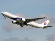F-WWYF, Airbus A330-300, Malaysia Airlines