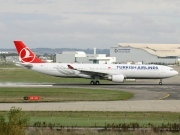 F-WWYR, Airbus A330-300, Turkish Airlines