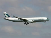 F-WWYS, Airbus A330-300, Cathay Pacific
