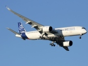 F-WXWB, Airbus A350-900, Airbus Industrie