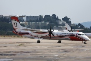 F-ZBMC, De Havilland Canada DHC-8-400Q Dash 8, Securite Civile