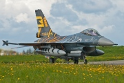FA-87, Lockheed F-16AM Fighting Falcon, Belgian Air Force
