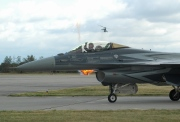 FA134, Lockheed F-16AM Fighting Falcon, Belgian Air Force