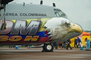 FAC1004, Lockheed C-130H Hercules, Colombian Air Force