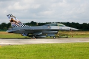 FB-18, Lockheed F-16BM Fighting Falcon, Belgian Air Force