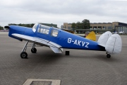 G-AKVZ, Miles M.38 Messenger 4B, Private