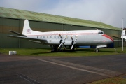 G-AMOG, Vickers Viscount 700, British European Airways (BEA)