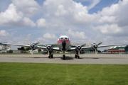 G-APSA, Douglas DC-6-A, British Eagle