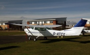 G-ATCX, Cessna 182P Skylane, Private