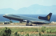 G-BBAE, Lockheed L-1011-100 Tristar, Caledonian Airways