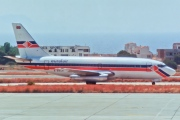 G-BECH, Boeing 727-200Adv, Euralair International