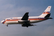 G-BECH, Boeing 737-200Adv, GB Leisure