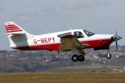 G-BEPY, Rockwell Aero Commander 112B, Private