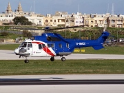 G-BMCX, Aerospatiale (Eurocopter) AS 332-L1 Super Puma, Bristow Helicopters