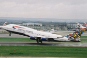 G-BNLM, Boeing 747-400, British Airways