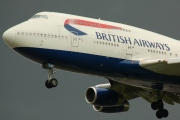 G-BNLU, Boeing 747-400, British Airways