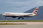 G-BNWA, Boeing 767-300, British Airways