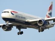 G-BNWC, Boeing 767-300ER, British Airways
