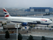 G-BNWH, Boeing 767-300ER, British Airways