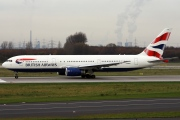 G-BNWI, Boeing 767-300ER, British Airways