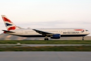 G-BNWX, Boeing 767-300ER, British Airways