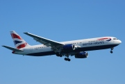 G-BNWZ, Boeing 767-300ER, British Airways