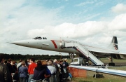 G-BOAB, Aerospatiale-BAC Concorde  102, British Airways