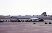 G-BOAC, Aerospatiale-BAC Concorde  102, British Airways