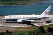 G-BRIG, Boeing 767-200ER, Thomsonfly