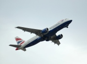 G-BUSH, Airbus A320-200, British Airways