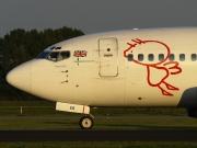 G-BVKB, Boeing 737-500, bmibaby