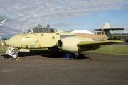 G-BWMF, Gloster Meteor T.7, Private