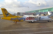 G-BXTN , ATR 72-200, Aurigny Air Services