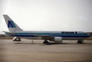 G-BYAA, Boeing 767-200ER, Britannia Airways