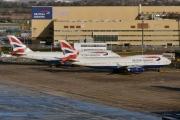 G-BYGC, Boeing 747-400, British Airways