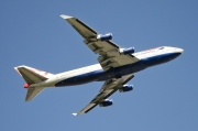 G-BYGD, Boeing 747-400, British Airways