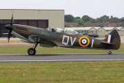 G-CCCA, Supermarine Spitfire T9, Private